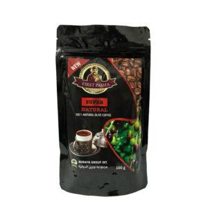 قهوة الزيتون طبيعي